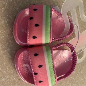 Baby Watermelon Sandals